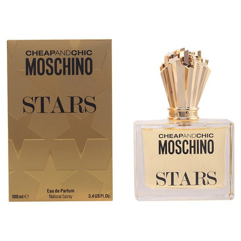 Damenduft Moschino Cheap and Chic Stars EDP 100 ml. - Gentiuss Deluxe Style