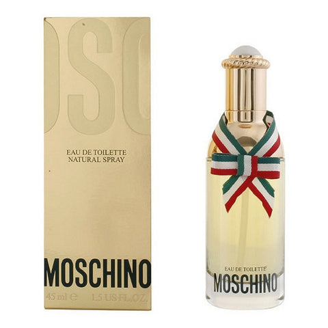 Damenduft Moschino Parfum EDT 45 ml.-Gentiuss - Gentiuss