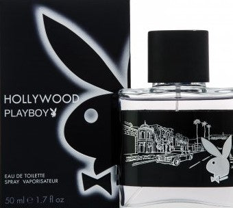 Herrenparfum Playboy Hollywood EDT 100 ml. - Gentiuss