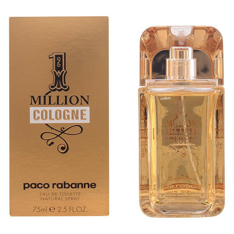 1Million Cologne EDC Paco Rabanna 75 ml. - Gentiuss