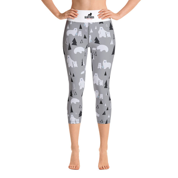 Polar Bear Damen Leggings - Gentiuss