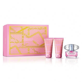 Set mit Damenparfüm Bright Crystal VERSACE