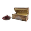 Sandalwood Spice Esscents Incense Cone Chest