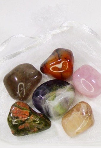 Fertility & Pregnancy Crystal Stones Bundle
