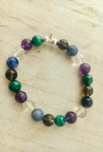 Autism & ADHD Bracelet - Various Sizes (8mm beads)