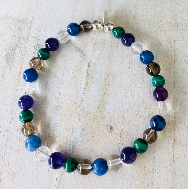Autism & ADHD Bracelet - Various Sizes (6mm beads)