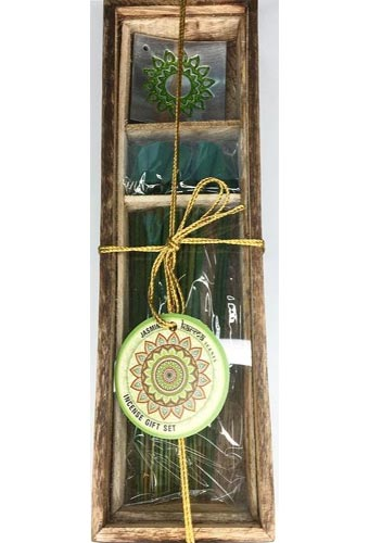 Jasmin Karma Incense Gift Set
