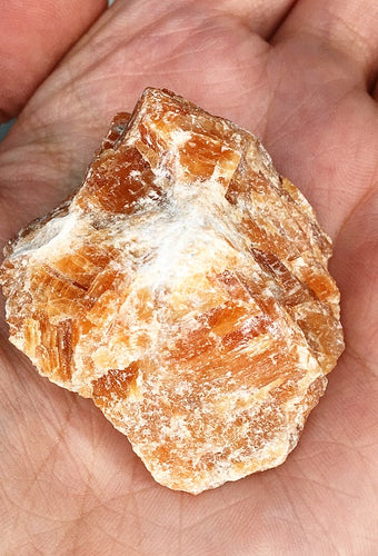 Orchid Calcite Mineral Medium