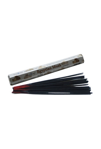 Stamford Hex Egyptian Musk Incense Sticks