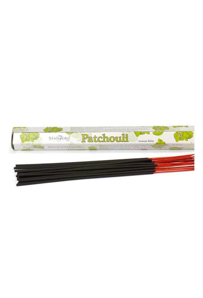 Stamford Hex Patchouli Incense Sticks