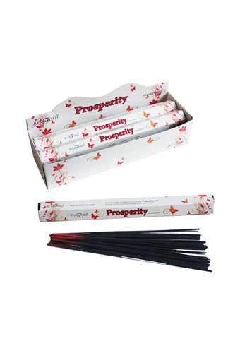 Stamford Hex Prosperity Incense Sticks