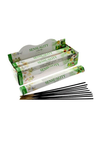 Stamford Hex Sensuality Incense Sticks