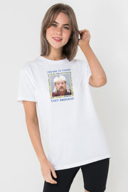 Daisy Street T-Shirt with Joe Exotic Print