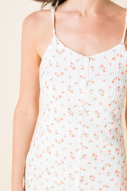Daisy Street Cami Mini Dress in Ditsy Floral