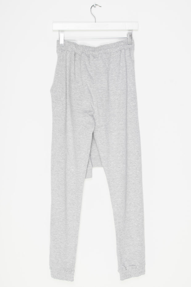 Daisy Street Casual Joggers with Tie Front