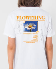 Daisy Street Relaxed T-Shirt with Flowering Print