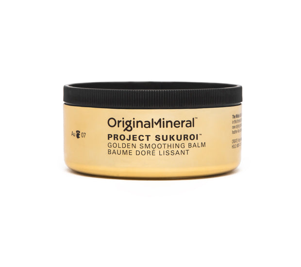 Project Sukuroi Gold Smoothing Balm 100g