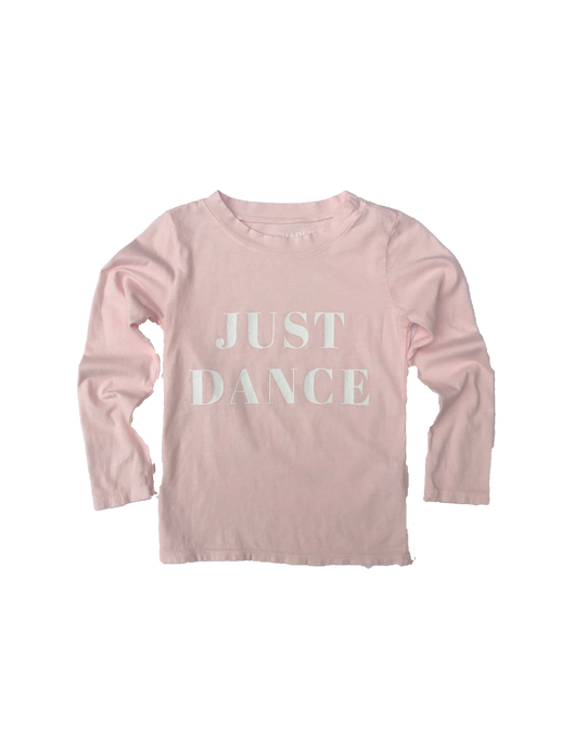 Just Dance Long Sleeve in Ballet
