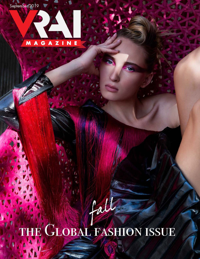 VRAI Magazine - Interview With Katie Golinczak
