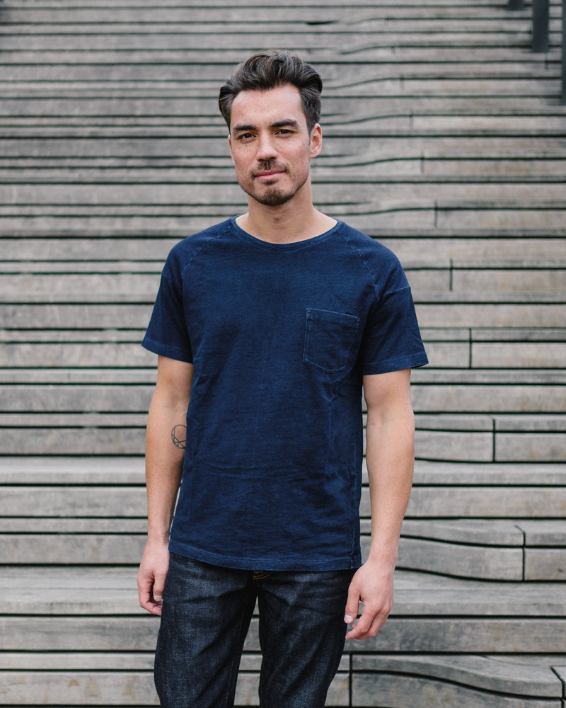 Robin Denim - 5 Tees to spice up your indigo game