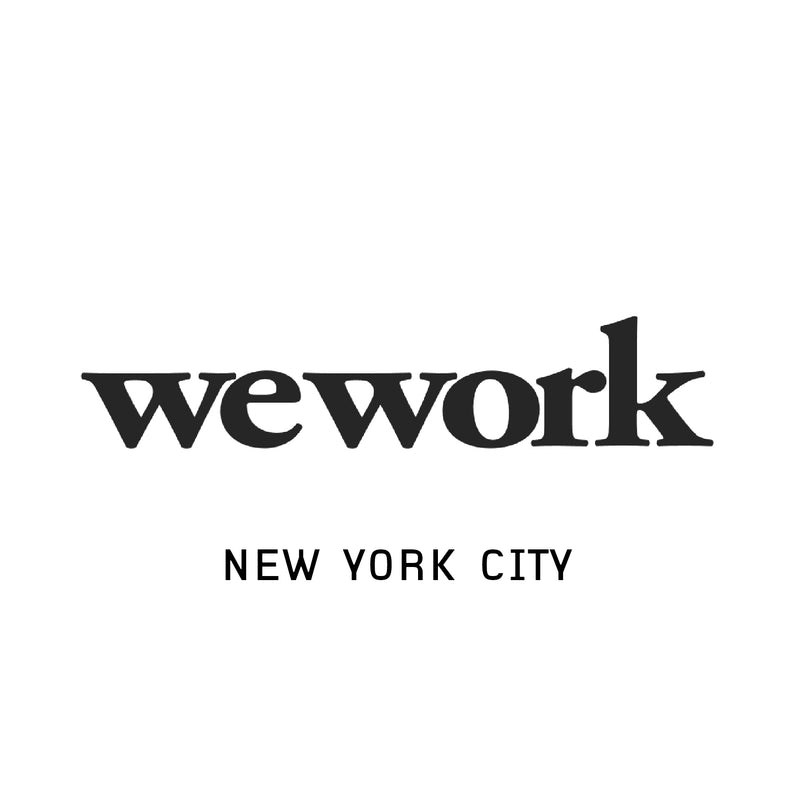 SWONNE pop up with Wework NYC - Four locations in September / October
