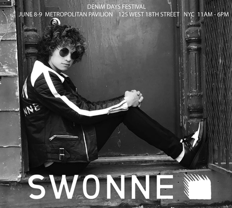 Swonne At NYC Denim Days Festival