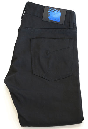 japanese denim, black jean, mens stretch, sustainable