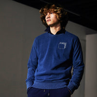 indigo sweatshirt from swonne