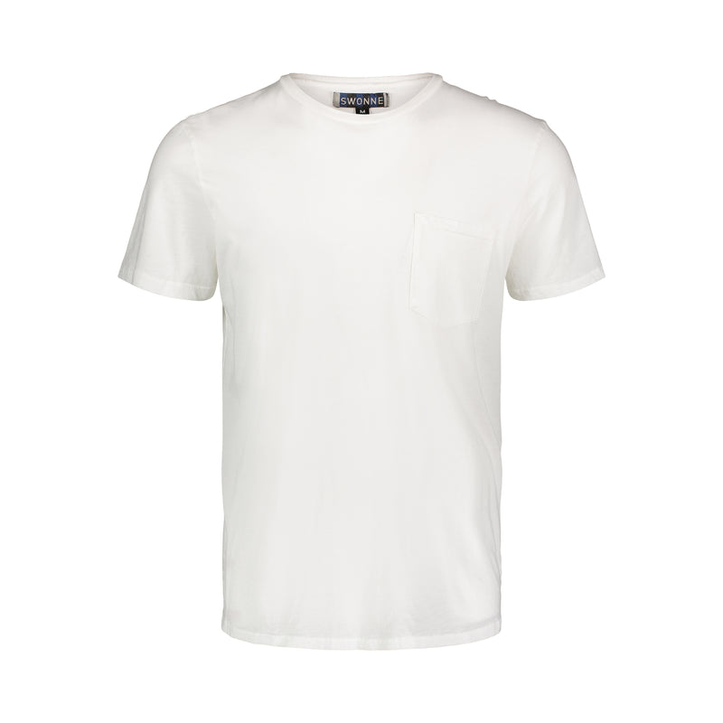 Hoxton Crew Tee- Two Pack White