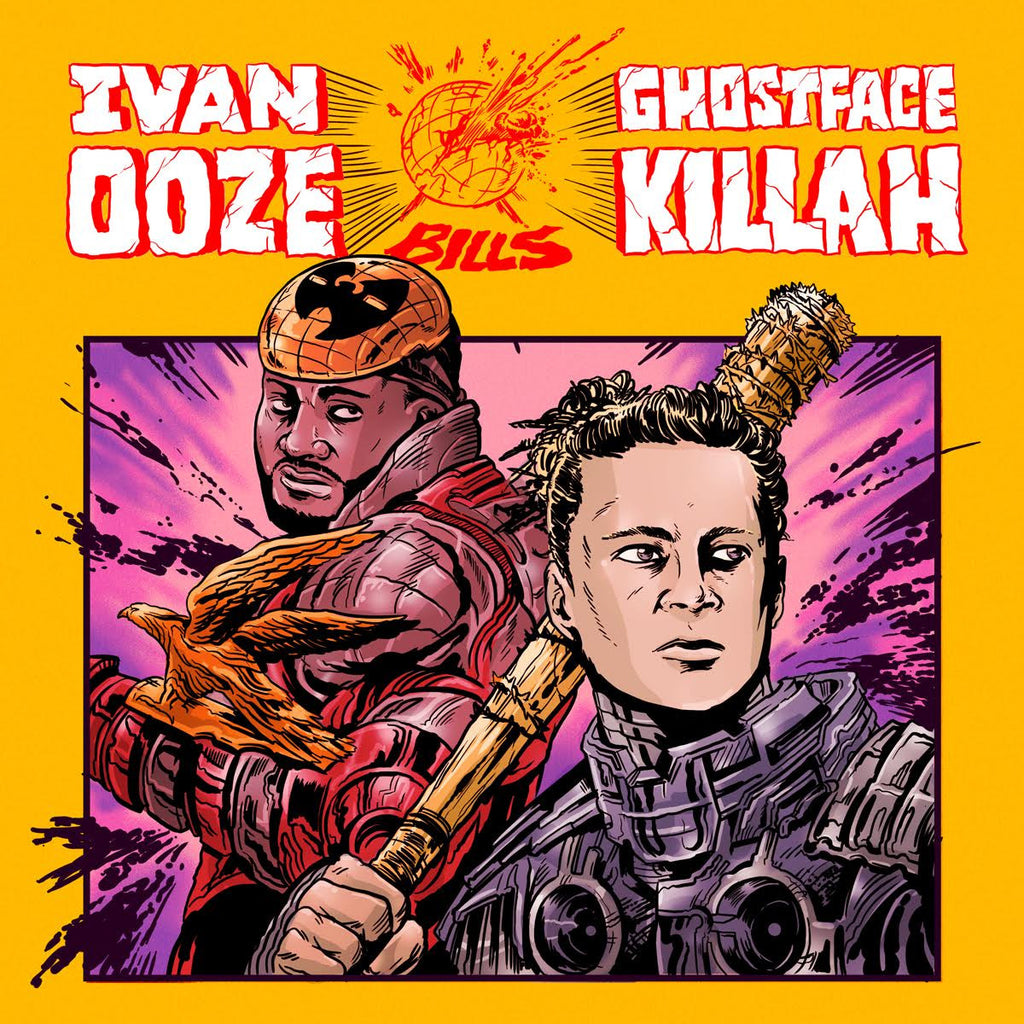 Ivan Ooze Teams Up With Ghostface Killah For His Latest Single 'Bills'