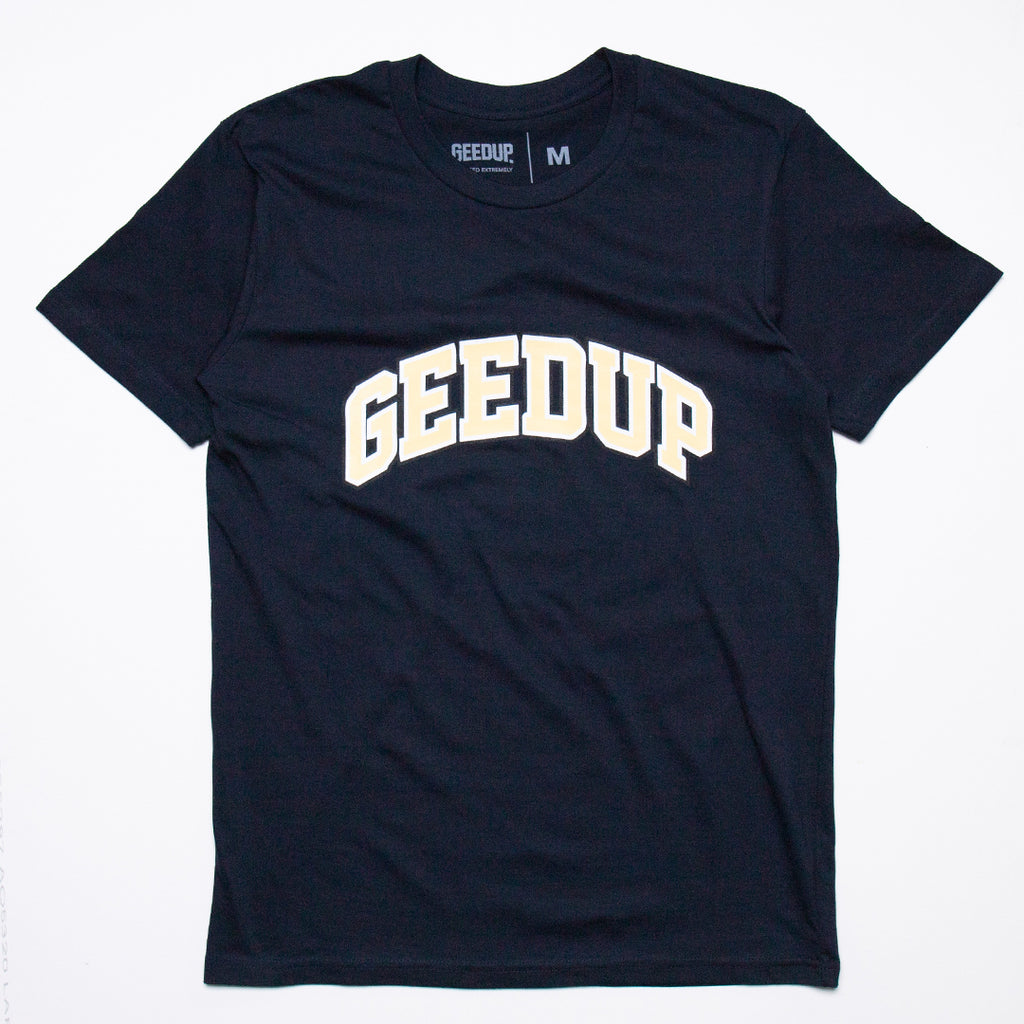 Team Logo Tee Navy