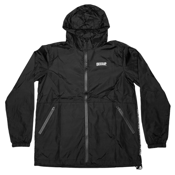 Super Lightweight Spray Jacket Black
