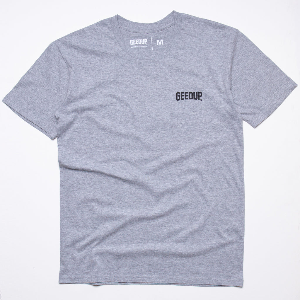 Loaded Dice Tee Grey