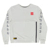 Block Two-Tone Crewneck Grey/Grey