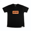 Box Core Logo Tee Black