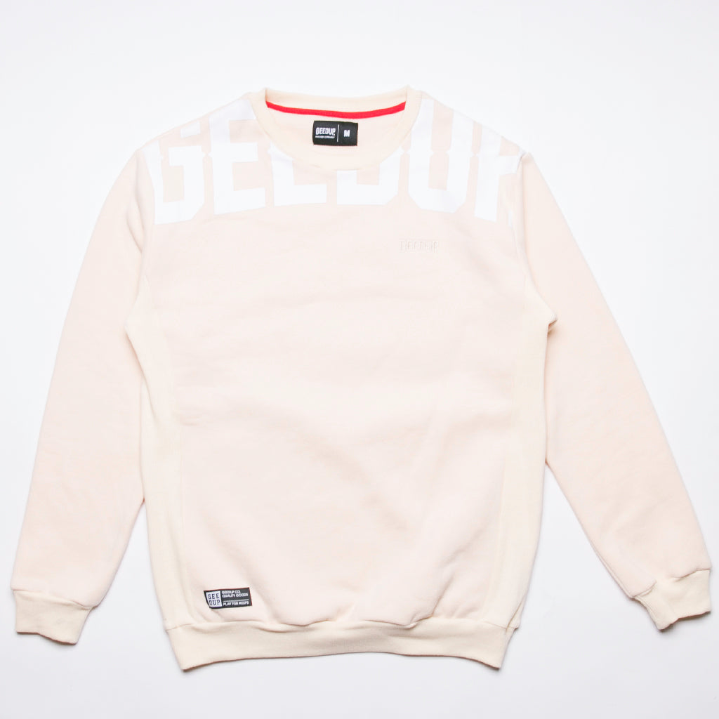 Core Logo Crewneck 2.0 Cream