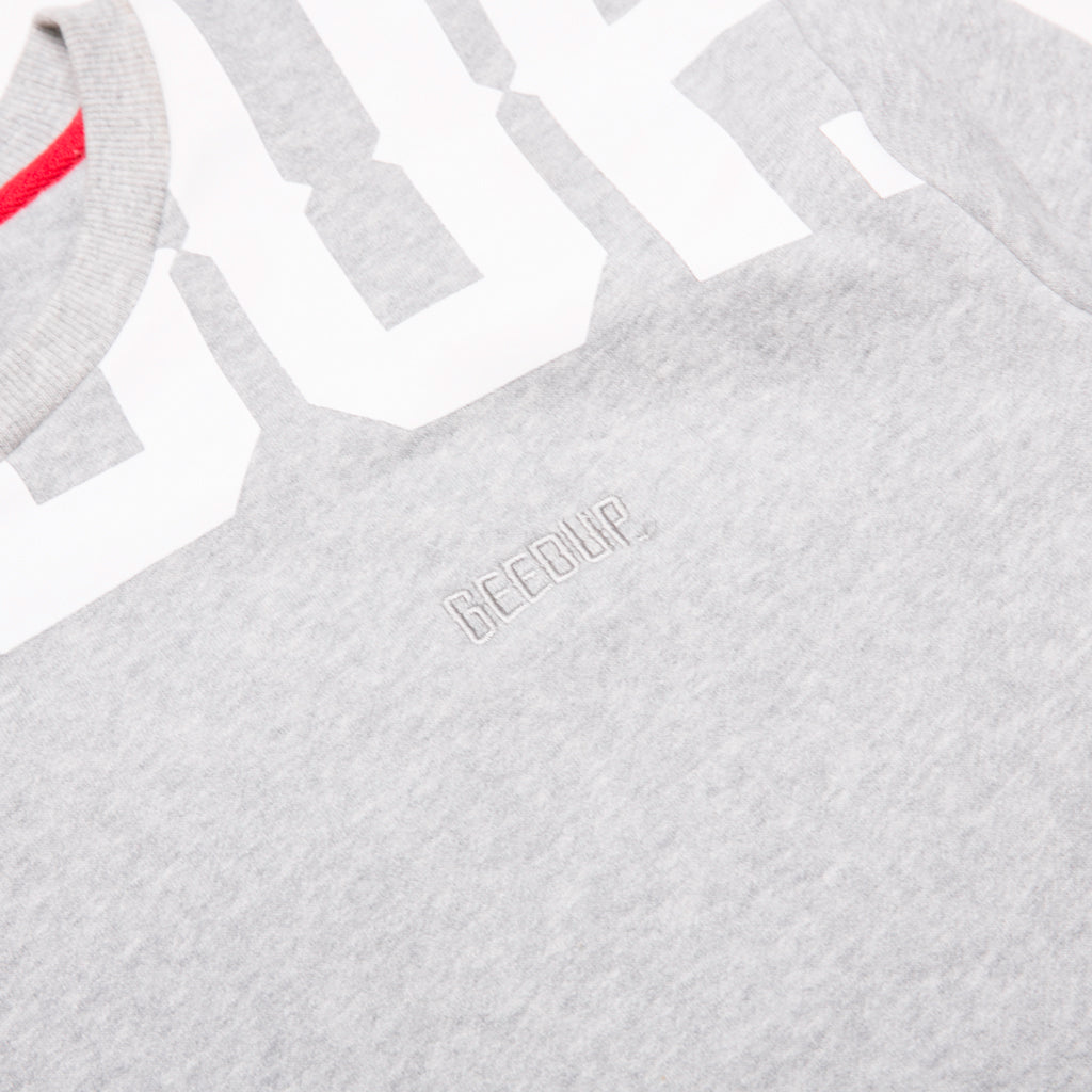 Core Logo Crewneck 2.0 Grey Marle