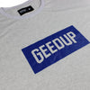 Box Core Logo Tee - Grey Marle