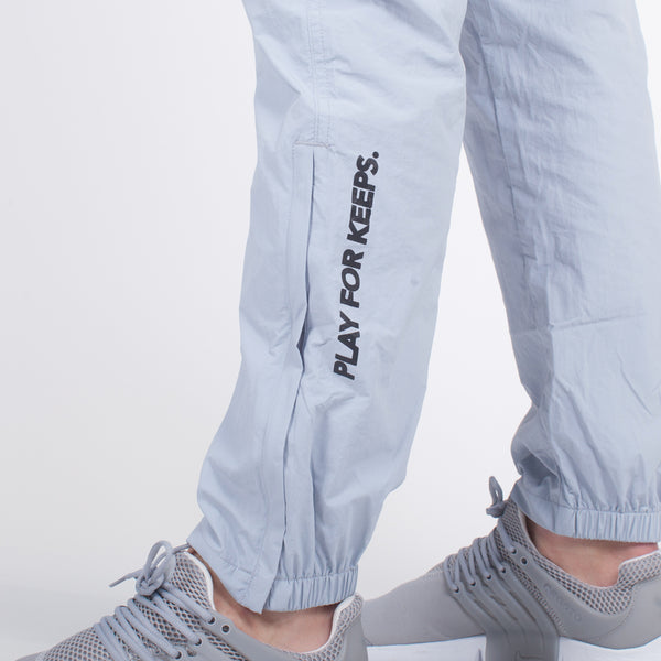 PLAY FOR KEEPS Lightweight Pants - Cool Grey
