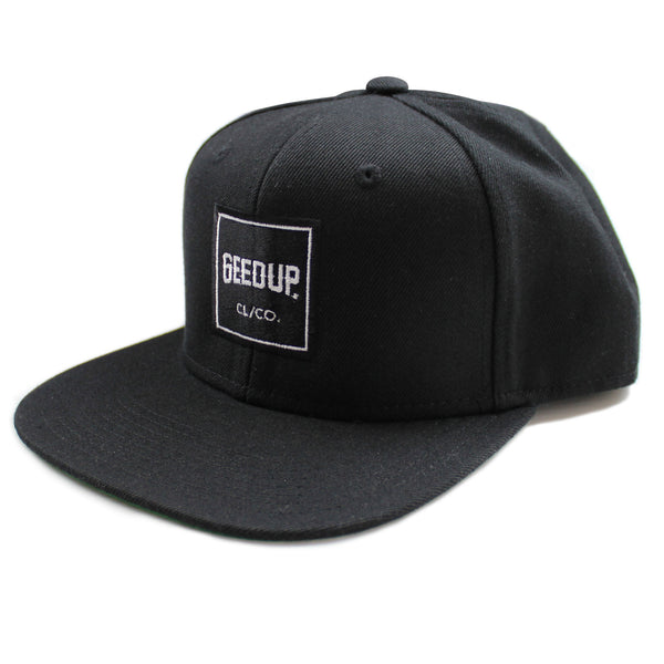 CL/CO Snapback - Black
