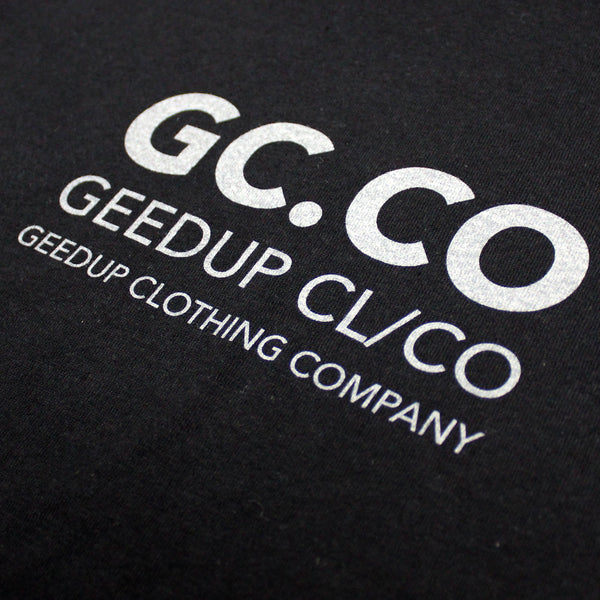 GC.CO Tubular Tee - Black