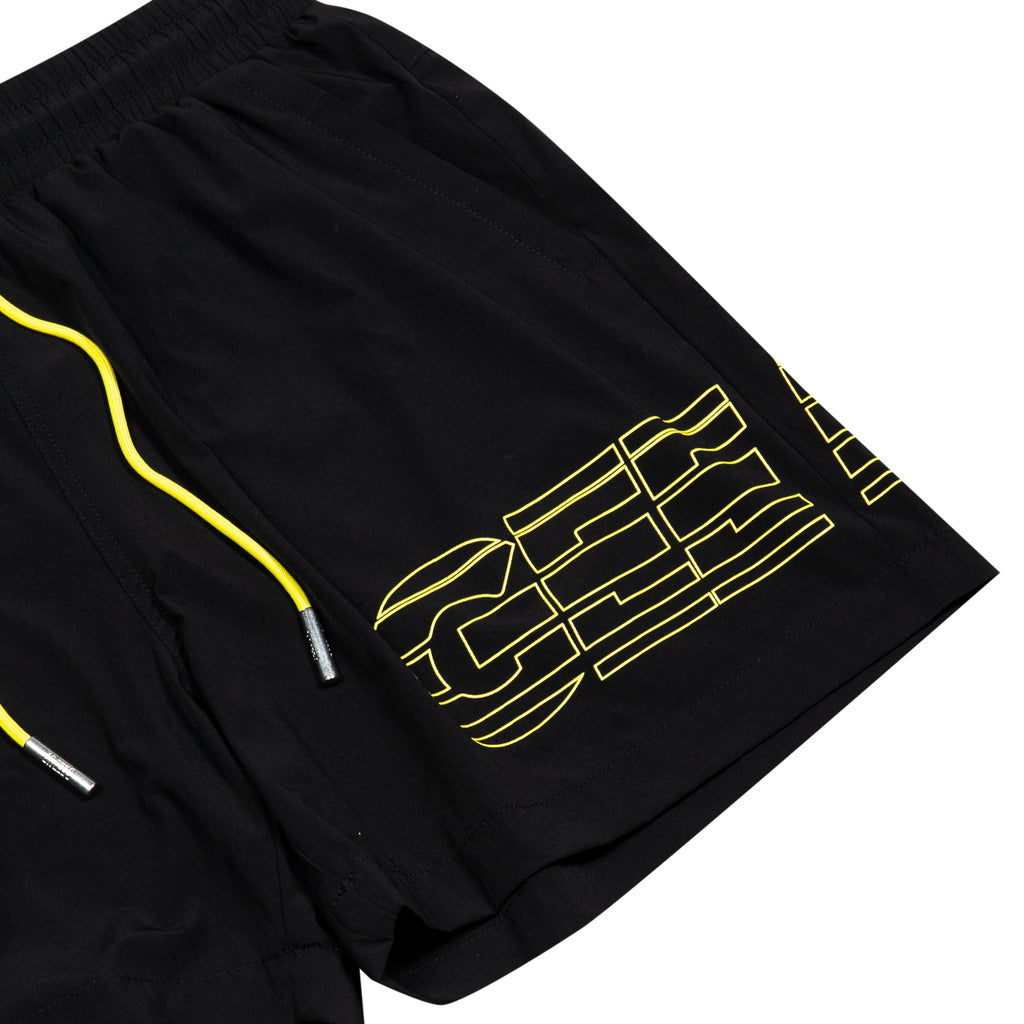 Sportsman Shorts 2.0 Black