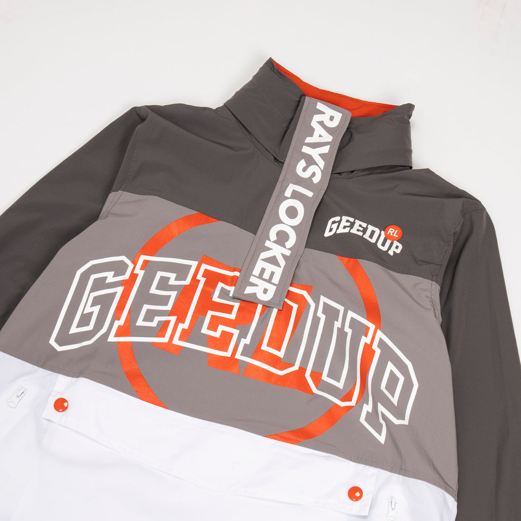 GEEDUP Co. x Rayslocker Anorak Collab