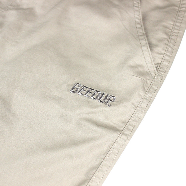 Geedup Chino Shorts Bone