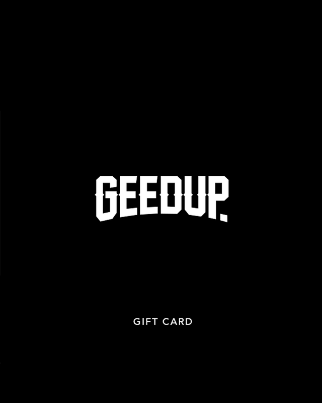 Geedup Co. Gift Card