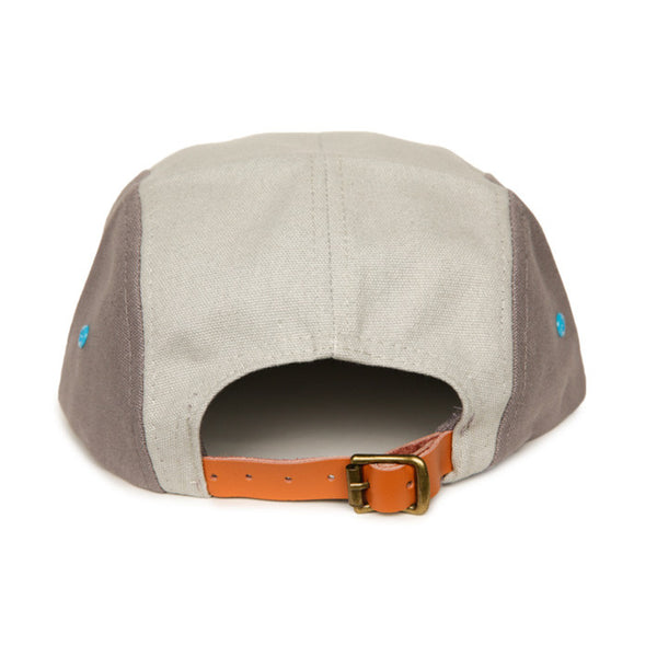 Station 5-Panel - Grey/Teal