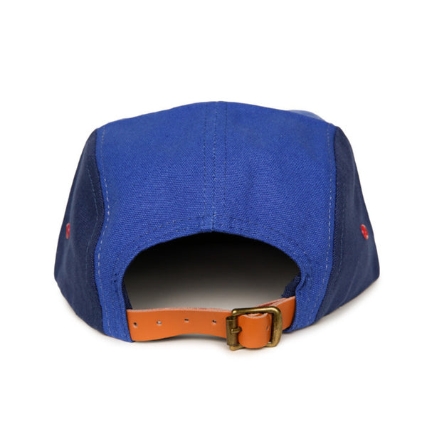 Station 5-Panel - Navy/Red