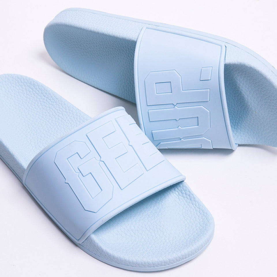 Core Logo Slides Sky Blue