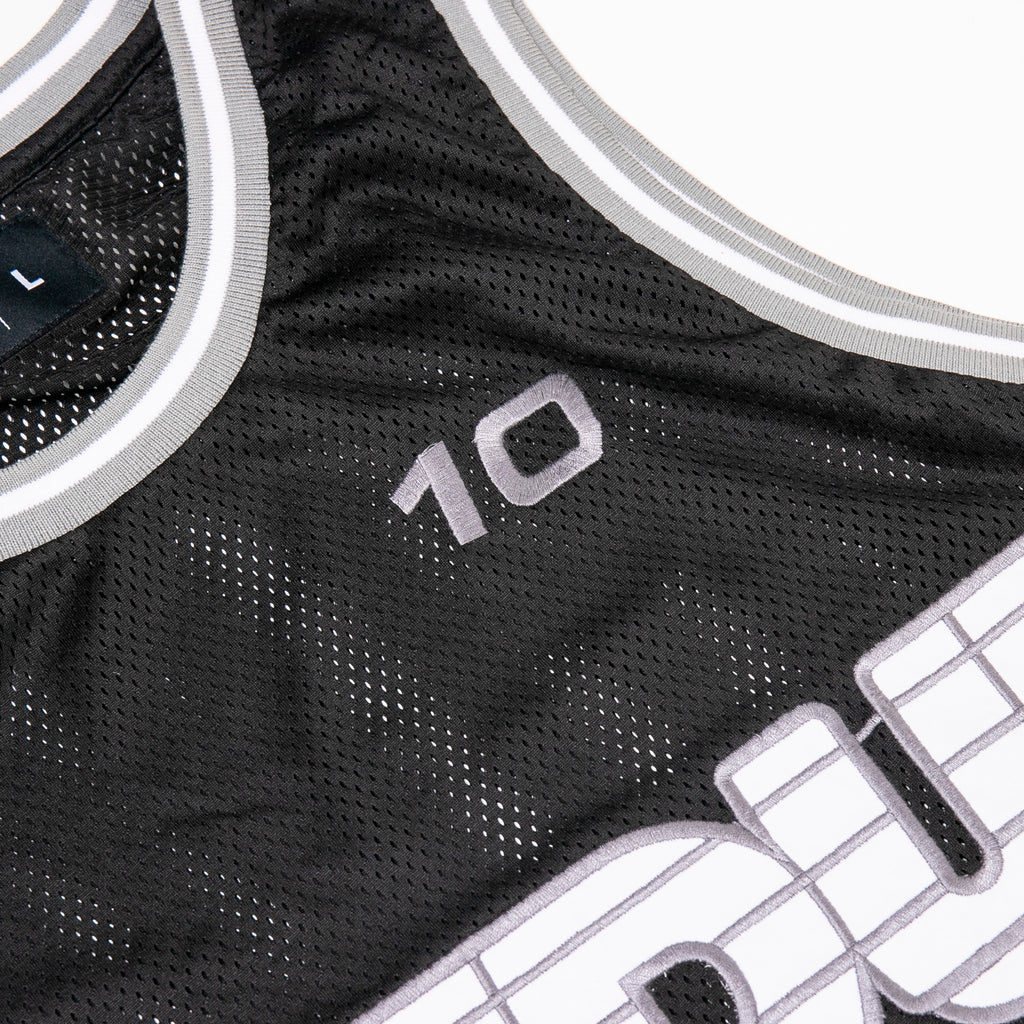 SPORTSMAN B-Ball Jersey Black