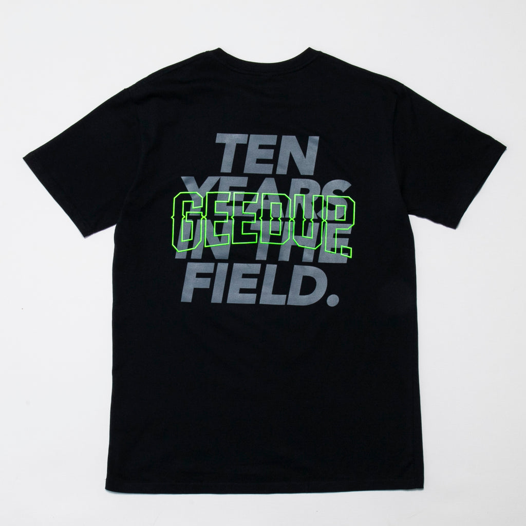 In The Field Tee Navy